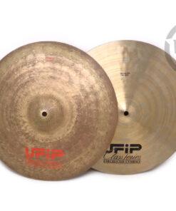 Ufip Natural Over Class Series Hi-hat 15 Selezione RingoMusic Piatti Cymbals Piatto Cymbal
