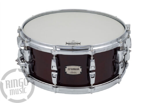 """Yamaha Absolute Hybrid Maple 14x6"""" AMS1460-WLN Snare Drumsnare Snaredrum Drum Batteria Rullante"""