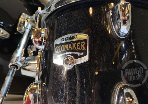 Yamaha Gigmaker 20 Black Sparkle Drum Drums Batteria