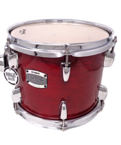 Yamaha Stage Custom All Birch Cranberry Red 22 Drum Drums Batteria