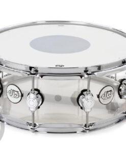 """DW Design Acrilico 14x5.5"""" Drum Drums Snare Snaredrum Rullante Batteria"""