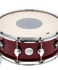 DW Design Series HVX 14x5.5_ Cherry Stain Drum Drums Snare Snaredrum Rullante Batteria