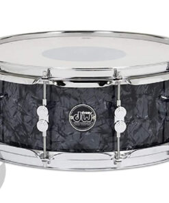 DW Performance Maple Made In Usa Snare Snaredrum Rullante Black Diamond