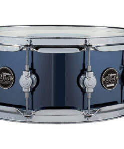 DW Performance Maple Made In Usa Snare Snaredrum Rullante Chrome Shadow
