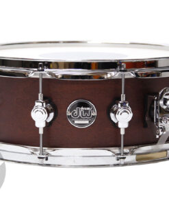 DW Performance Maple Made In Usa Snare Snaredrum Rullante Tobacco