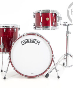 Gretsch Broadkaster USA 22 3pz Rosewood Gloss acero pioppo batteria drums drumset