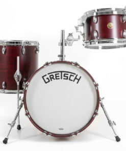 Gretsch Broadkaster USA Series 18 3pz Satin Cherry Red 1