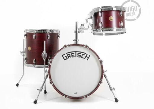 Gretsch Broadkaster USA Series 18 3pz Satin Cherry Red 1