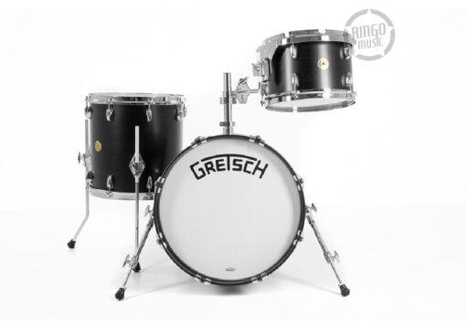 Gretsch Broadkaster USA Series 18 3pz Satin Ebony