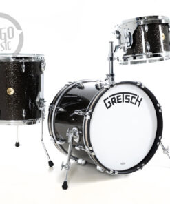 Gretsch Broadkaster USA Series 18 3pz Twilight Glass Pearl Drums Drumset batteria acero pioppo maple poplar