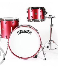 Gretsch Broadkaster USA Series 22 Standard Hardware drum batteria drumset acero pioppo maple poplar