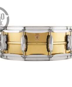 Ludwig Super Series LB401 14x5 Brass Chromed lacquer plated smooth shell snare snaredrum rullante drumsnare