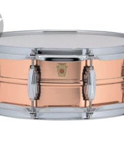 "Ludwig Copper Phonic Copperphonic 14x5"" LC660 smooth shell snare snaredrum rullante drumsnare"