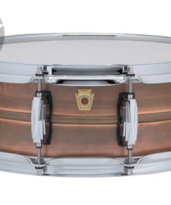 "Ludwig Raw Copper Phonic Copperphonic 14x5"" LC661 smooth shell snare snaredrum rullante drumsnare"
