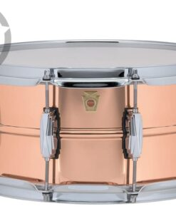 "Ludwig Copper Phonic Copperphonic 14x6,5"" LC662 smooth shell snare snaredrum rullante drumsnare"