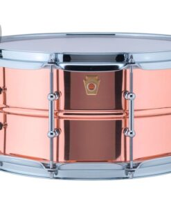 "Ludwig Copper Phonic Copperphonic 14x6,5"" LC662T smooth shell snare snaredrum rullante drumsnare"