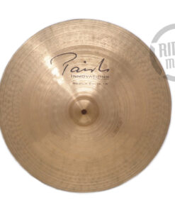 "Paiste Innovations Medium China 18"" Cymbal Cymbals Piatto Piatti Drum Drums Batteria"