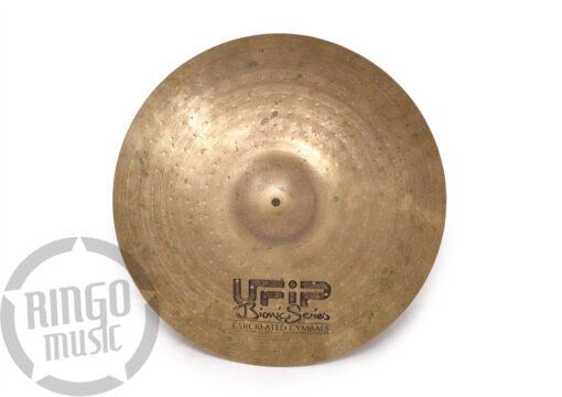 """Ufip Bionic Series Ride 21"""" Selezione RingoMusic 21 BI-21R Cymbal Cymbals Piatto Piatti"""