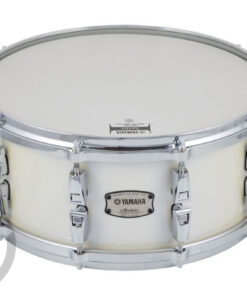 """Yamaha Absolute Hybrid Maple 14x6"""" AMS1460-PWH Snare Drumsnare Snaredrum Drum Batteria Rullante"""