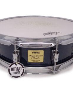 "Yamaha Maple Custom Absolute Sea Blue 14x3.5"" Japan Drum Drumset Drums Batteria"
