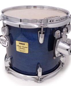 "Yamaha Maple Custom Absolute Sea Blue 22"" 4pz Japan Drum Drumset Drums Batteria"