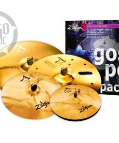 Zildjian A Custom Gospel Set Piatti 4pz Cymbal cymbals piatto piatti