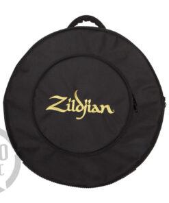 """Zildjian Borsa Piatti Deluxe 22"""" a Zaino"""