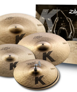 Zildjian K Custom Dark Series KCD900 Set Piatti 4pz cymbal cymbal piatto piatti