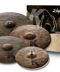 Zildjian K Custom Special Dry Series KCSP4681 Set Piatti 4pz cymbal cymbal piatto piatti