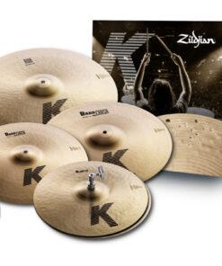 Zildjian K Series K0800 Set Piatti 4pz cymbal cymbal piatto piatti