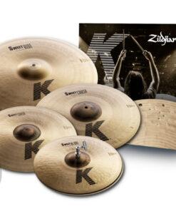 Zildjian K Sweet Series KS5791 Set Piatti 4pz cymbal cymbal piatto piatti