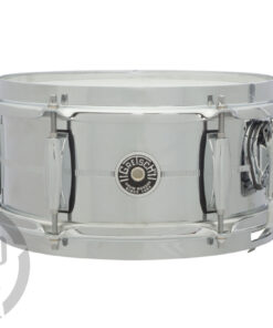 "Gretsch Brooklyn Chrome Over Steel 10x5"" GB4161S"