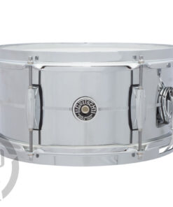 "Gretsch Brooklyn Chrome Over Steel 12x6"" GB4162S"