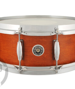 Gretsch USA Brooklyn Maple Poplar Snare Snaredrum Satin Mahogany