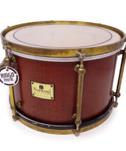 "Le Soprano New Vintage Class 18"" Maple 3pz Made In Italy Acero Drum Drums Drumset Drumkit Batteria"