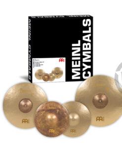 Meinl Byzance Sand Vintage Set 3pz BV-141820SA Cymbal Cymbals Piatto Piatti