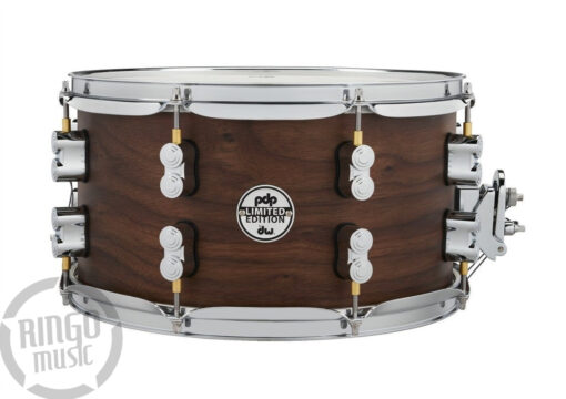 """PDP by DW Limited Edition Maple/Walnut 14x8"""" PD805119 Snare Snaredrum Rullante Drum Drums Batteria"""