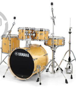 "Yamaha Stage Custom Birch 20"" Natural 5pz SBP0F5-NW drum drums drum set batteria"