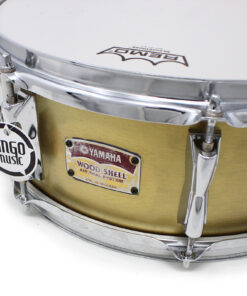 """Yamaha Stage Custom Wood Shell 14x5.5"""" Drum Drumset Drums Batteria"""