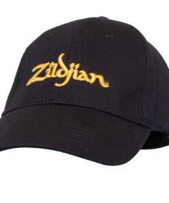 Zildjian Cappellino Baseball Classic Black/Gold