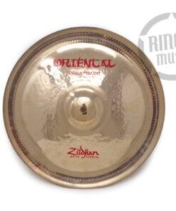 "Zildjian FX Oriental China Trash 14"" Cymbal Cymbals Piatto Piatti"