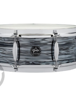 Gretsch Renown Maple 14x5_ snare snaredrum rullante Silver Oyster Pearl