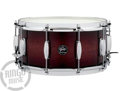 Gretsch Renown Maple 14x6.5_ snare snaredrum rullante cherry burst