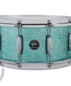 Gretsch Renown Maple 14x6.5_ snare snaredrum rullante turquoise premium sparkle