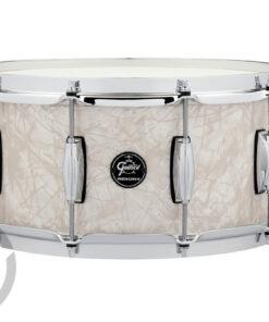 Gretsch Renown Maple 14x6.5_ snare snaredrum rullante vintage pearl