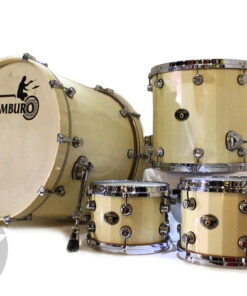 "Tamburo Opera Maple 22"" 4pz Made In Italy drum drums batteria"